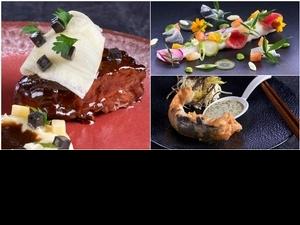 信義區餐廳推薦Chefs Club Taipei!米其林名廚Philippe Labbé來台客座,精緻套餐、高空美景好享受