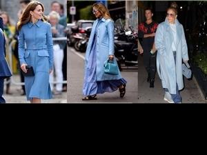 凱特王妃也愛的「奶油藍」絕對是大勢!學會3種穿搭Tips讓你美到起飛