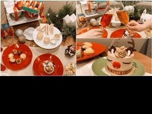 耶誕節閨蜜下午茶推薦!4款夢幻聖誕感必吃餐點,快揪姊妹一起拍美照慶祝