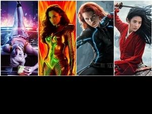 2020必看強片/好萊塢女力崛起 黑寡婦、神力女超人吸票房