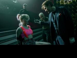 拯救高譚市! 小丑女率猛禽小隊對抗黑面具