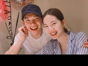 曾之喬結婚! 揪辰亦儒甜蜜合影宣布:「今天起我是曾小姐也是陳太太囉!」