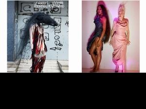 就是這麼狂!超模黑珍珠Naomi尺度大開演繹Vivienne Westwood形象廣告,搞怪、性感全都來