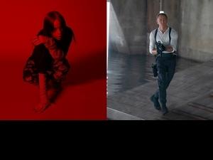 《007生死交戰》電影主題曲曝光! 18歲超人氣歌手怪奇比莉圓夢獻唱