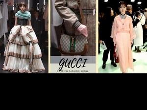 最意想不到的時裝大秀!Gucci 2020 秋冬時裝:走進玩具屋裡的童話世界