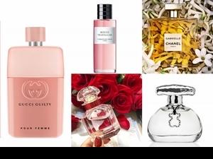 誰能拒絕香水的魔力~這些讓人砰然心動,或是彷彿置身萬花叢中的香氛滋味,絕對讓妳難忘