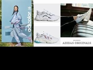 全新HAIWEE鞋就是一個帥字!adidas Originals ERA系列Angelababy天空藍、粉紫穿撘溫柔又耐看