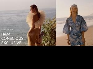 環保材質也能穿得優雅又時髦!H&M 全新Conscious Exclusive系列又再次讓你驚豔不已