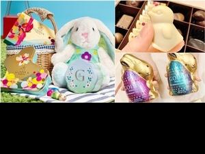 GODIVA春季系列巧克力登場!復活節限定造型小雞、復活蛋萌到不行,還有超Q小兔鐵盒必須全收編
