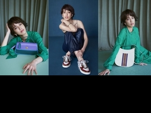 陳庭妮的美就是怎麼穿都可以一百分!演繹COACH 2020春季系列,從頭到腳帥氣破表