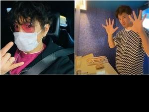 木村拓哉防疫洗手示範 呼籲:「保護好自己也等於保護重要的人」