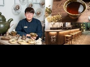 【時髦青草世代1】撫慰人心的青草茶吧「老濟安」,由三代老闆王柏諺接力展創意!