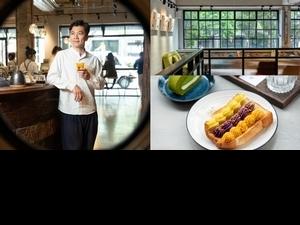 【職人咖啡館2】世界咖啡冠軍吳則霖打造「Simple Kaffa旗艦店」用好咖啡、創意甜鹹點,推廣台灣在地力