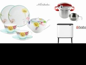 餐廚空間有「這些」超省事!精選4款兼具設計美感、高功能工具,母親節送媽媽敬孝心最實在~