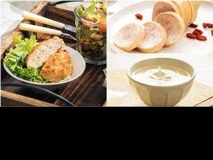 廚藝入門者必備!舒康雞「野菜洋芋雞飽排、醉心醉雞捲」3款熟食新品,用氣炸鍋或烤箱烹調就很美味