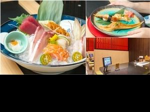 人氣壽司買一送一!台中「大漁まぐろ壽司」主打新鮮大份量、直送包廂,10道必點推薦這裡看