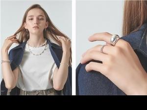 戴上新世代時髦珍珠,一秒變身優雅酷女孩!