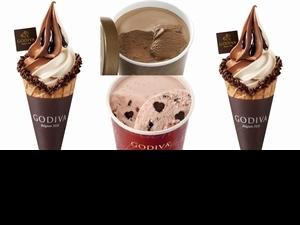 GODIVA霜淇淋買一送一!巧克力、白巧克力都可以,重點還有加碼回饋太幸福了~
