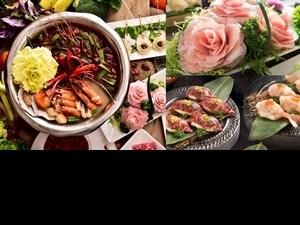 頂級鍋物「寬巷子」推出振興方案!海陸雙人套餐含松阪豬玫瑰花、牛小排、干貝只要3000元,還加碼送波士頓龍蝦