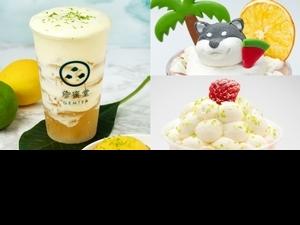 柴柴、巴哥躍上飲料也太萌!推薦台北3家甜點系手搖,一次加入棉花糖、檸檬塔、燉奶,好喝到太驚人