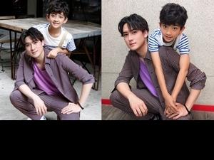 童星專業戶沈建宏變身經紀人 護航11歲師弟葉小毅