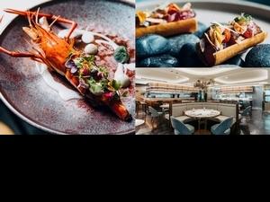 米其林星級主廚與泰國廚神完美聯手!當代海岸料理「Coast」落腳晶華酒店,現正開放訂位