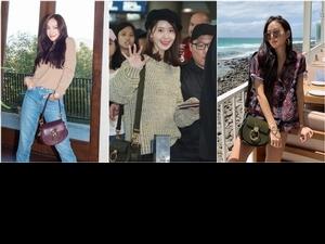 人人口中女神包就是它!潤娥、Jessica 搶揹Chloé Tess馬鞍包全新進化超吸睛
