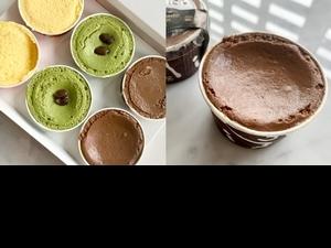 半熟起司蛋糕代表「Milch由布院 」新口味登場!「巧克力半熟蛋糕」爆漿熔岩超推薦,巧克力控必吃