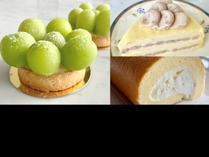 板橋必吃甜點「Postre波絲甜」水果系列登場!「麝香葡萄塔、榴槤生乳捲」好吃到想哭,加碼「芋泥千層蛋糕」激推~