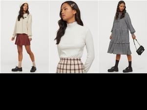 入秋前搶先追!跟著H&M DIVIDED掌握3大單品,穿出又甜又撩的浪漫氣息
