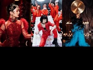只有楊丞琳能超越楊丞琳!使壞扮六大經典壞女人大破尺度