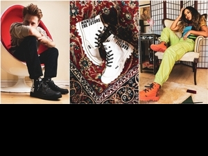 PALLADIUM超人氣軍靴再展潮味!與全球四位意見領袖合作,加入標語設計帥翻