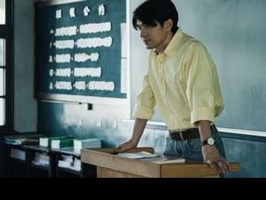 新科金鐘視帝姚淳耀助陣《返校》影集 Netflix同步公視全球首播