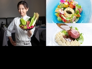 【法餐中的剛柔之魄2】米其林星廚之徒黃詩文,攜手小農食材展現「Ephernité法緹」的暖心料理