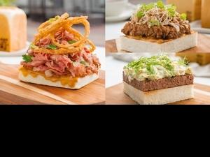 每週只賣2天、限量30份!WILDWOODX嵜本SAKImoto Bakery推出3款生吐司套餐「美國肋眼、炸豬排、未來肉」完全是神級搭配