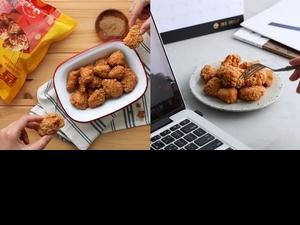 繼光香香雞在家就能吃!超人氣「香香炸雞」雙11優惠開賣,搭配氣炸鍋根本懶人必備