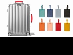 RIMOWA 個人訂製服務登場!行李吊牌、手把滾輪顏色通通可以自己選