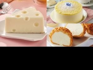全聯攜手法式乳酪kiri推出6款聯名甜點!「起司造型蛋糕、雙層乳酪蛋糕、乳酪奶皇捲」這天買超優惠