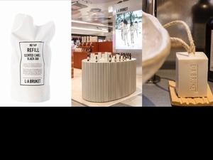 香氛蠟燭補充包只在L:a Bruket形象櫃才賣啊,獨家味道讓人一聞就有好心情