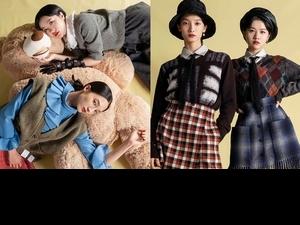 專訪/女孩偶爾要叛逆  韓寧╳李玲葦