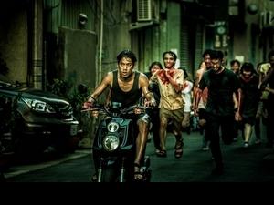 朱軒洋上演「屍速摩托車」!台灣驚悚電影《哭悲》掀恐怖狂潮