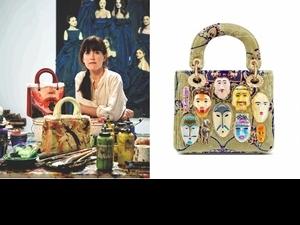 你沒想過的Lady Dior!10款包包藝術魂大爆發