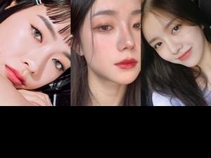 彩妝師Hanya教妳韓國歐膩這樣妝,韓式平眉、俐落眼線都可以暫時放一邊