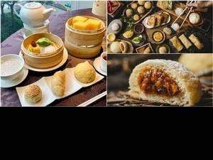 正宗粵式餐廳「吉品初筵」落腳東區!下午茶組合只要398元,任選6款港點、1款甜點超划算