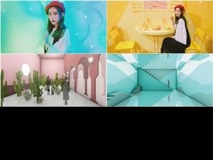 《色廊展2.0》強勢回歸!12種少女系顏色、12個夢境打造絕美場景「神秘黑洞、粉紅沙漠、繽紛口罩牆」IG必打卡