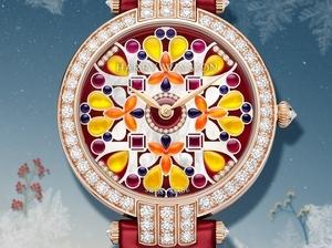 「鑽石之王」Harry Winston【萬花筒Kaleidoscope】系列新品繽紛上市!