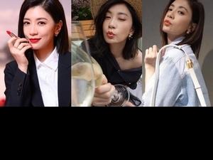 再度擔任Dior品牌彩妝大使的賈靜雯大爆,波妞最愛偷擦唇膏,不只嘴巴擦,連眼睛、臉頰通通都畫上!