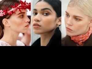 女神般淡雅從容,香奈兒2021春夏高級訂製服系列大秀,優雅立體的氣質修容吸睛度百分百