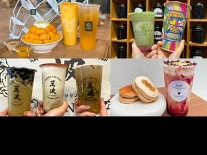 【手搖新品懶人包】抹茶、芒果、綠豆、莓果系列飲品濃郁清爽通通有!