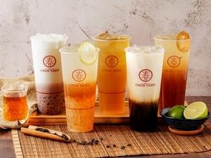不用改名也有優惠!春陽茶事全球門市不限品項買一送一就在這天!
